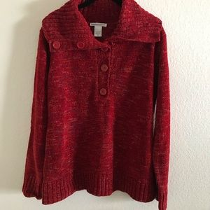 Reference Point Sweater SZ Xl NWT